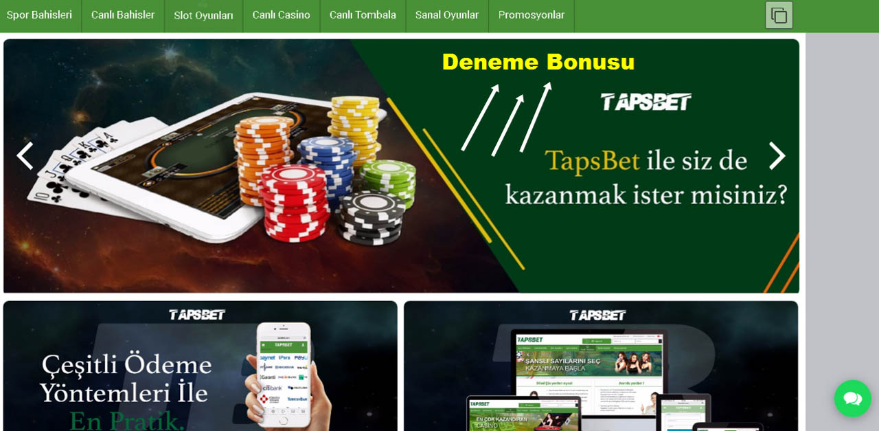 Bahsegel Casino Sitesi Nasil