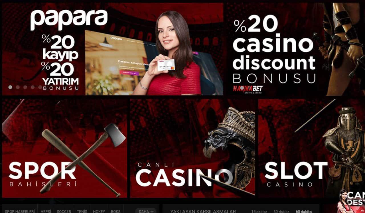 Discount Casino Kayip Bonusu